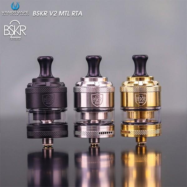 Vandy Vape Berserker V2 MTL RTA